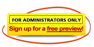 FOR ADMINISTRATORS ONLY - Sign up for a Free Preview of the Judicial Educator!